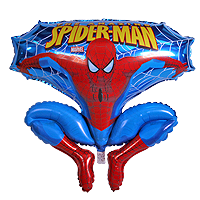 Ballons Spiderman