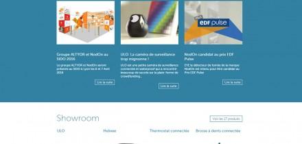 Site Agence design