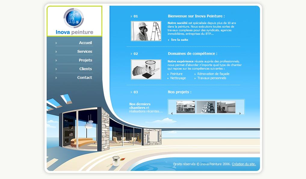 Top Création site plaquette (Bâtiment - BTP - Industriel) JJ46